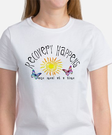 Recovery Happens Women's T-Shirt