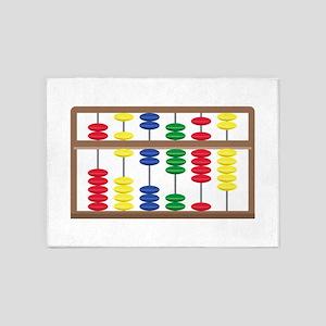 Abacus 5'x7'Area Rug
