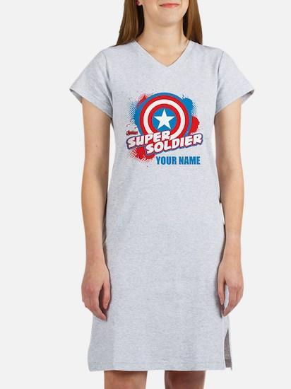 9496631_Avengers Assemble Super Women's Nightshirt