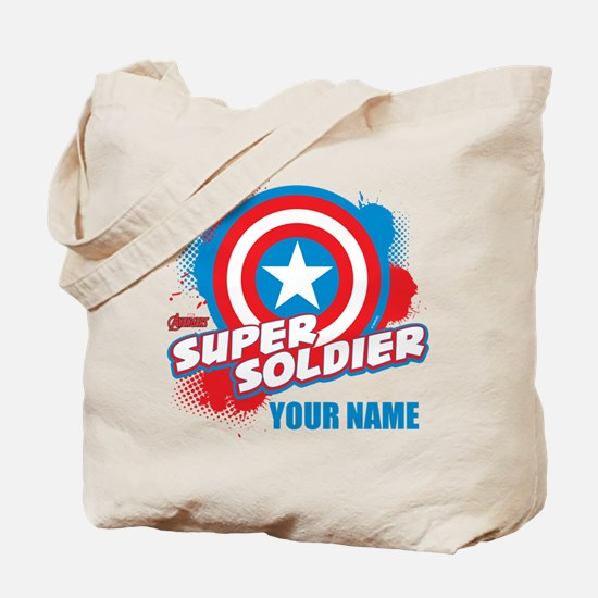 9496631_Avengers Assemble Super Soldier P Tote Bag