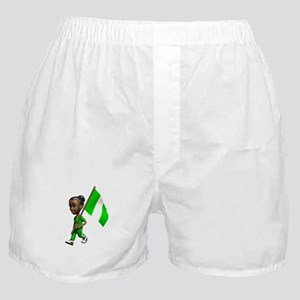 Nigeria Girl Boxer Shorts