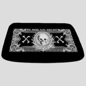 Halloween Spooky Money Bathmat