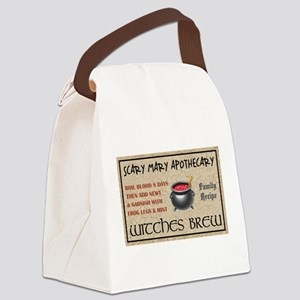 WITCHES BREW Canvas Lunch Bag