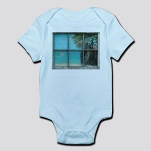BEACH COTTAGE VIEW Body Suit