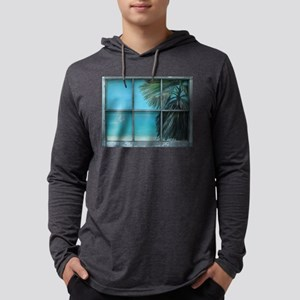 BEACH COTTAGE VIEW Long Sleeve T-Shirt