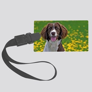 English Springer Spaniel Large Luggage Tag