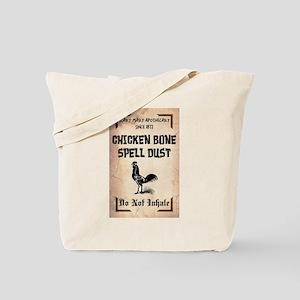 SPELL DUST Tote Bag