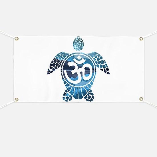 Ohm Turtle Banner