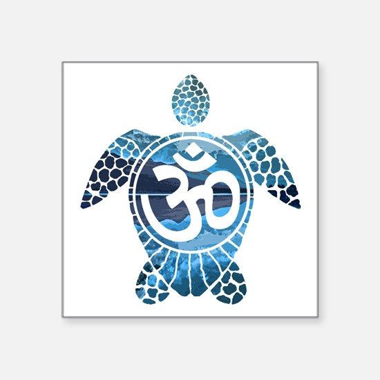 Ohm Turtle Sticker
