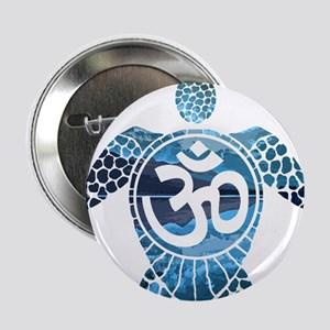 """Ohm Turtle 2.25"""" Button (10 pack)"""