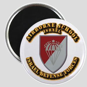 Airborne School Magnet