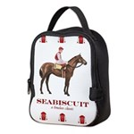 Seabiscuit Neoprene Lunch Bag
