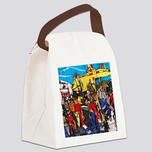 The Midway Canvas Lunch Bag