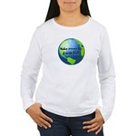 Make every day Earth Day Women's Long Sleeve T-Shi