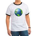 Make every day Earth Day Ringer T