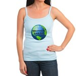 Make every day Earth Day Jr. Spaghetti Tank