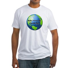 Make every day Earth Day Shirt