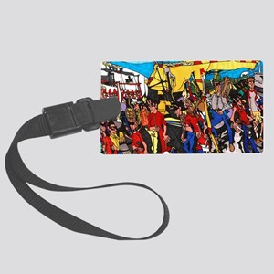 The Midway Large Luggage Tag