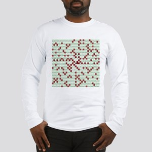 Ulam Spiral Long Sleeve T-Shirt