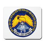 USS MOUNT HOOD Mousepad