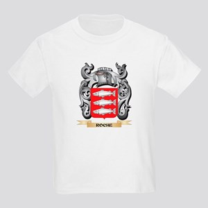 Roche Coat of Arms - Family Crest T-Shirt