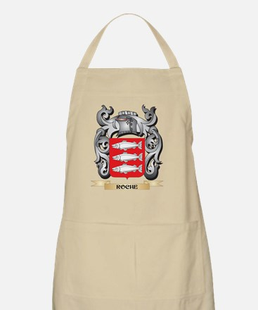 Roche Coat of Arms - Family Crest Light Apron