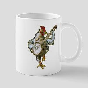 Banjo Chicken Mugs