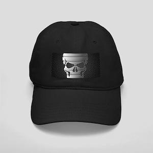 Chrome Skull Baseball Hat
