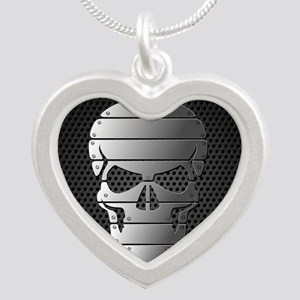 Chrome Skull Necklaces
