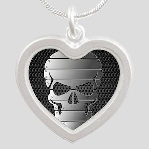 Chrome Skull Necklaces