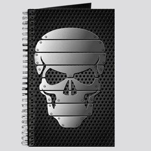 Chrome Skull Journal