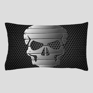 Chrome Skull Pillow Case
