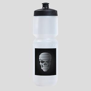 Chrome Skull Sports Bottle