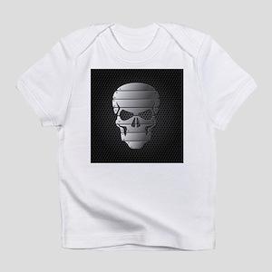 Chrome Skull Infant T-Shirt