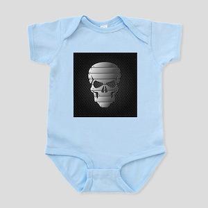 Chrome Skull Body Suit