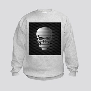 Chrome Skull Sweatshirt
