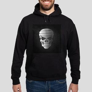 Chrome Skull Hoodie