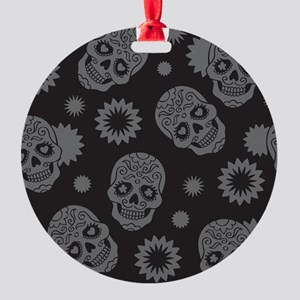 Sugar Skulls Ornament