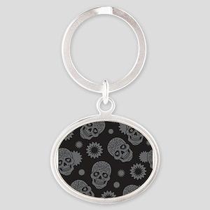 Sugar Skulls Keychains