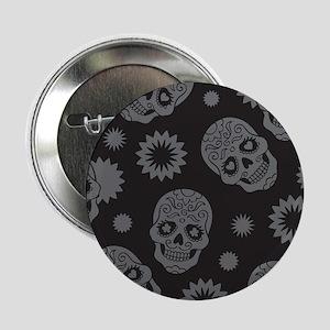 "Sugar Skulls 2.25"" Button (10 pack)"