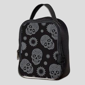 Sugar Skulls Neoprene Lunch Bag