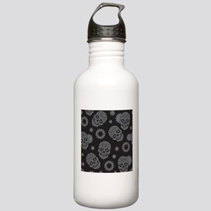 Sugar Skulls Water Bottle