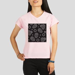 Sugar Skulls Performance Dry T-Shirt