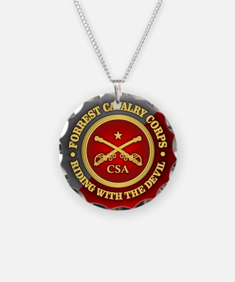 CSC-Forrest Cavalry Necklace