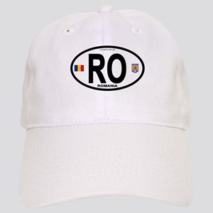 Romania Intl Oval Cap