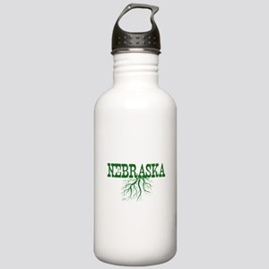Nebraska Roots Stainless Water Bottle 1.0L