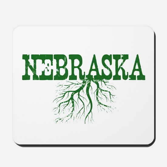 Nebraska Roots Mousepad