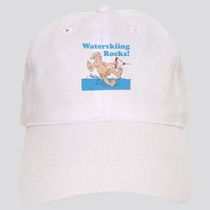 Waterskiing Rocks Cap