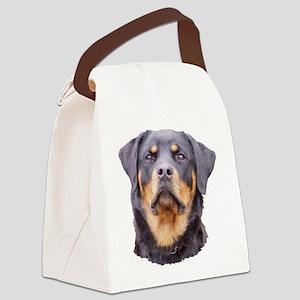 rottbitch1 Canvas Lunch Bag