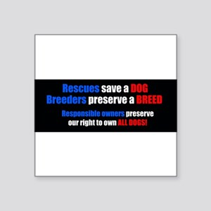 BreederBumper Sticker